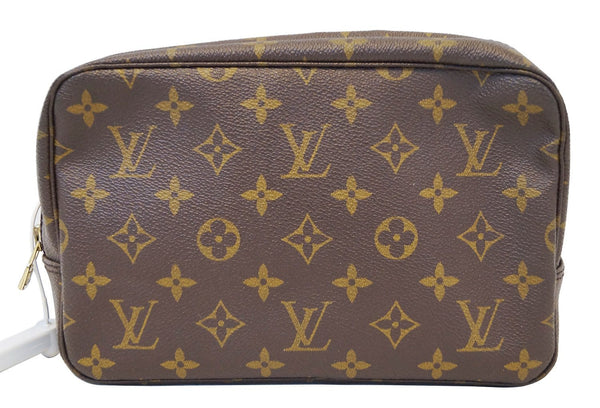LOUIS VUITTON Monogram Trousse Toilette 23 Pouch