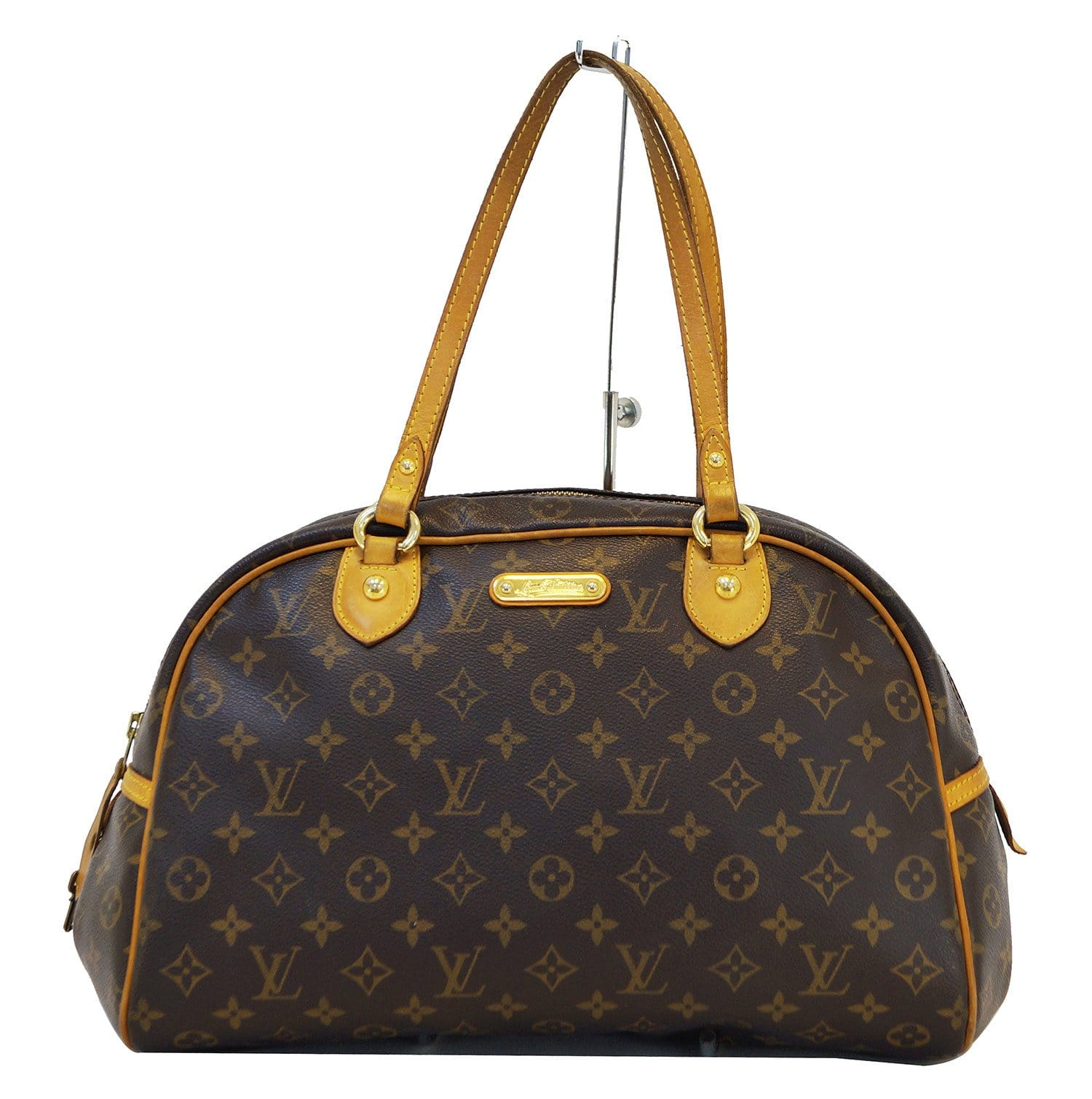 c2583eb90a24 Louis Vuitton Monogram Canvas Montorgueil GM Shoulder Bag