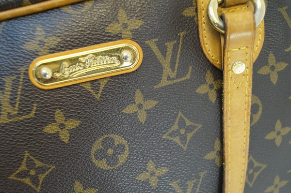 Louis Vuitton Monogram Canvas Montorgueil GM Shoulder Bag