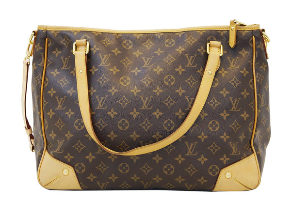 LOUIS VUITTON Estrela GM Monogram Canvas Shoulder Bag Limited Edition