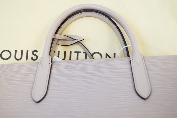 LOUIS VUITTON Dune Epi Leather Marly MM Shoulder Handbag