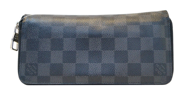 LOUIS VUITTON Damier Graphite Vertical Zippy Wallet - 30% Off