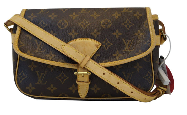 LOUIS VUITTON Monogram Canvas Sologne Shoulder Bag