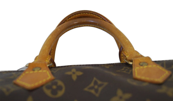 LOUIS VUITTON Monogram Canvas Speedy 40 Handbag