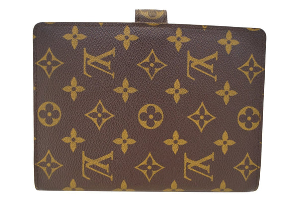 LOUIS VUITTON Monogram Agenda MM Day Planner Cover