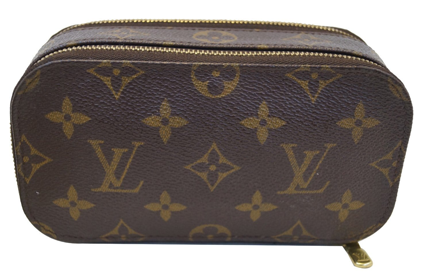9b38da8c626b LOUIS VUITTON Monogram Trousse Blush PM Cosmetic Pouch - Final Call