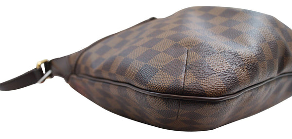 LOUIS VUITTON Damier Ebene Bloomsbury Pm Shoulder Bag