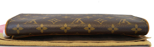 LOUIS VUITTON Monogram Pochette Twin GM Shoulder Bag