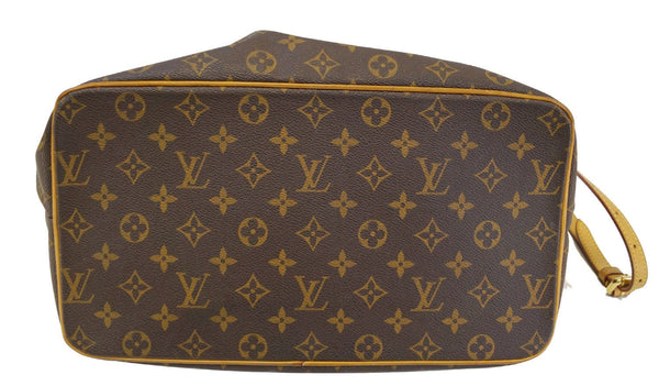 LOUIS VUITTON Monogram Palermo GM Tote Shoulder Bag - 30% Off