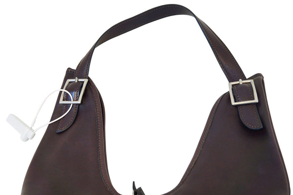 HERMES Massai PM Leather Shoulder Bag - Final Call