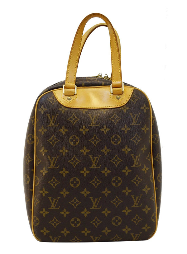 LOUIS VUITTON Monogram Excursion Hand bag