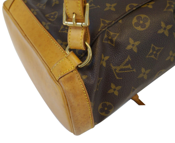 LOUIS VUITTON Backpack Bag Monogram Montsouris MM