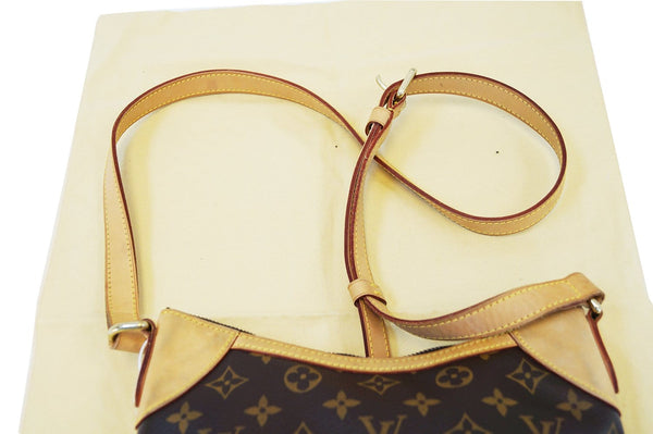 LOUIS VUITTON Monogram Odeon PM Shoulder Bag