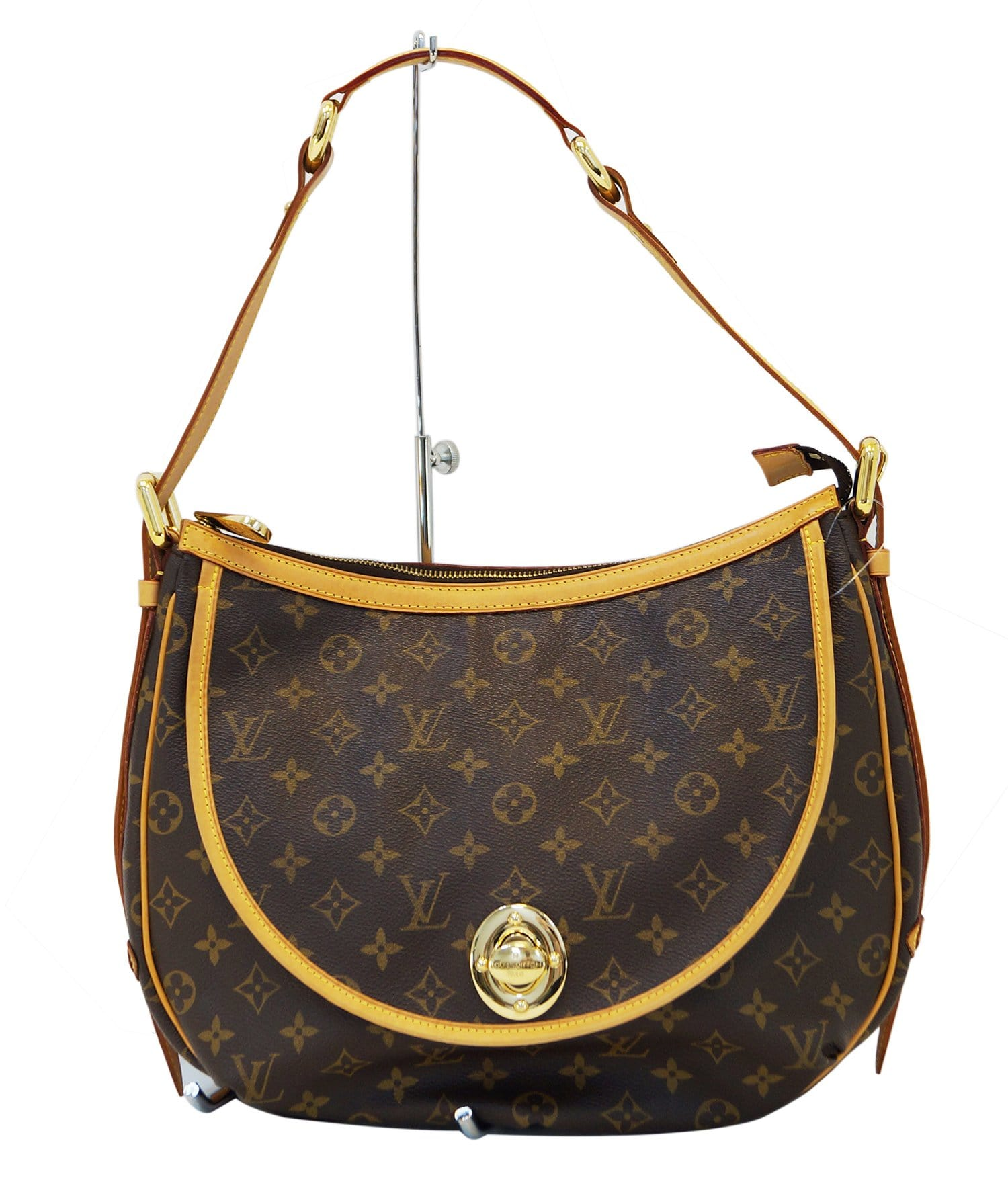fd2c8b80901d LOUIS VUITTON Monogram Tulum GM Shoulder Bag