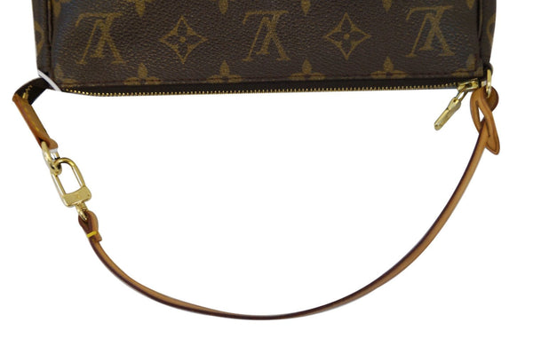 LOUIS VUITTON Monogram Canvas Pochette Accessories Pouch