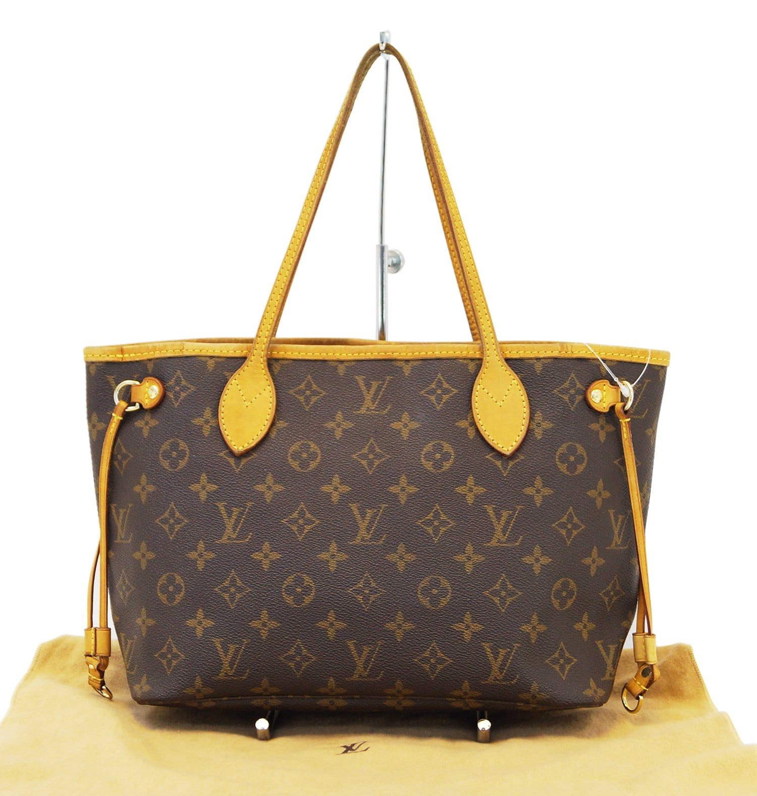 135e8811d1 LOUIS VUITTON Monogram Neverfull PM Tote Bag