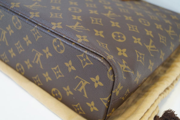 Authentic LOUIS VUITTON Monogram  Luco Tote Bag CC324
