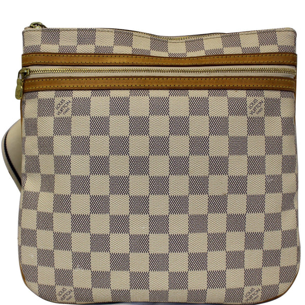 LOUIS VUITTON Damier Azur Pochette Bosphore Crossbody Bag