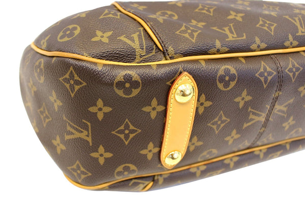 Authentic LOUIS VUITTON Monogram Galliera PM Shoulder Bag E3564