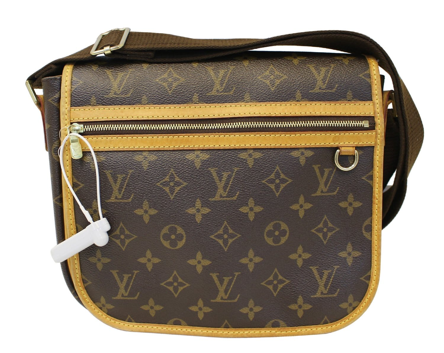 ccef5e6de7c Authentic LOUIS VUITTON Monogram Canvas Bosphore PM Bag TT1700