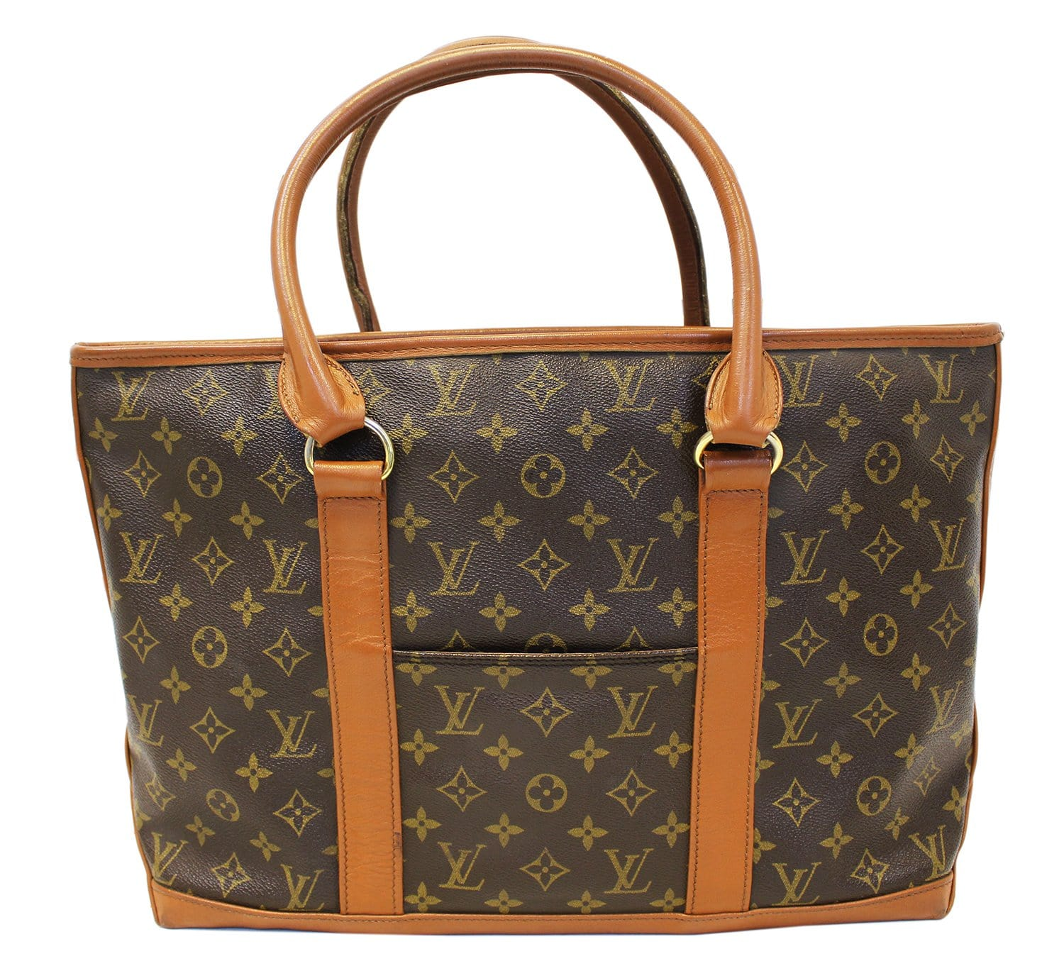 c4b2ca6e5394 LOUIS VUITTON Monogram Sac Weekend PM Vintage Tote