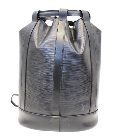 LOUIS VUITTON Epi Leather Randonnee PM Backpack Bag - 20% OFF
