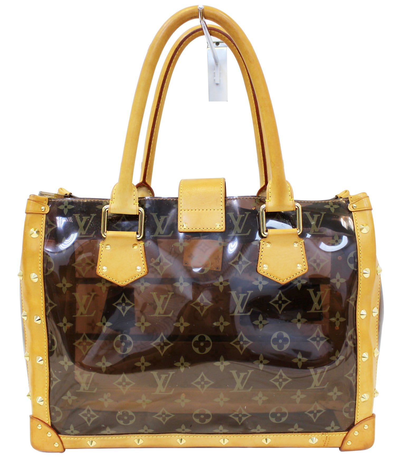 7020a133ca4 LOUIS VUITTON Monogram Ambre Neo Cabas Cruise MM Tote Bag Limited