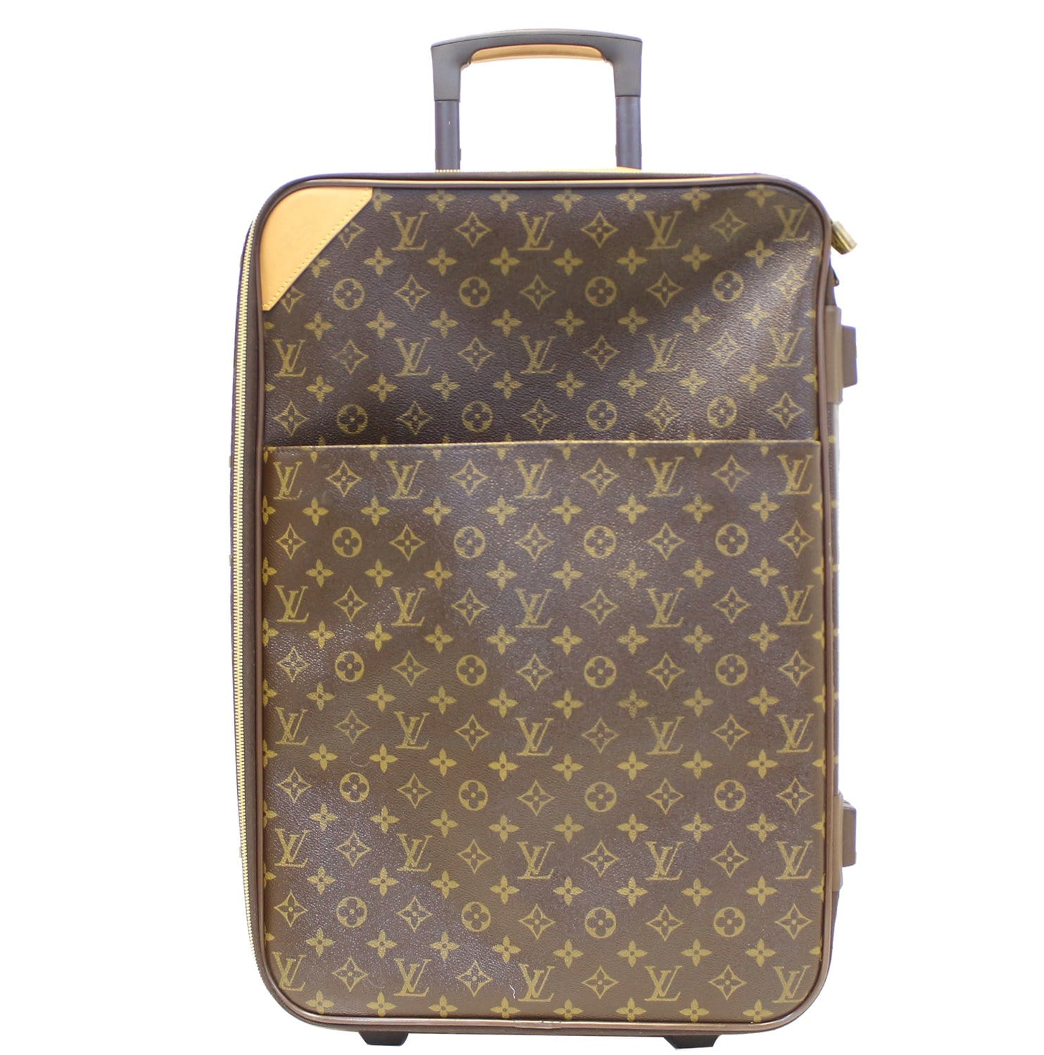 81fd0ecce9fe LOUIS VUITTON Monogram Canvas Pegase 55 Business Suitcase Travel Bag