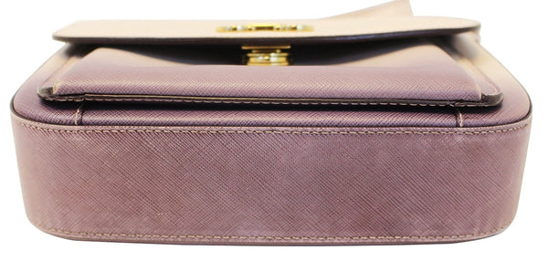 Salvatore Ferragamo Sandrine Crossbody Flap Bag full view