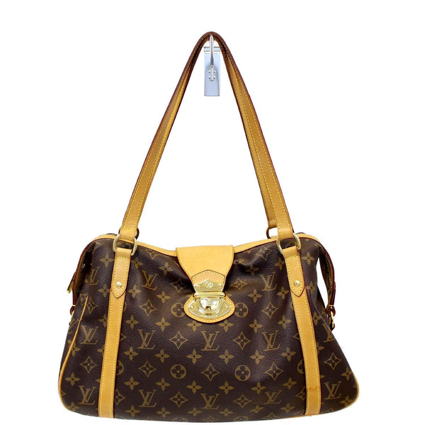 Louis Vuitton Stresa PM Monogram Canvas Shoulder Bag