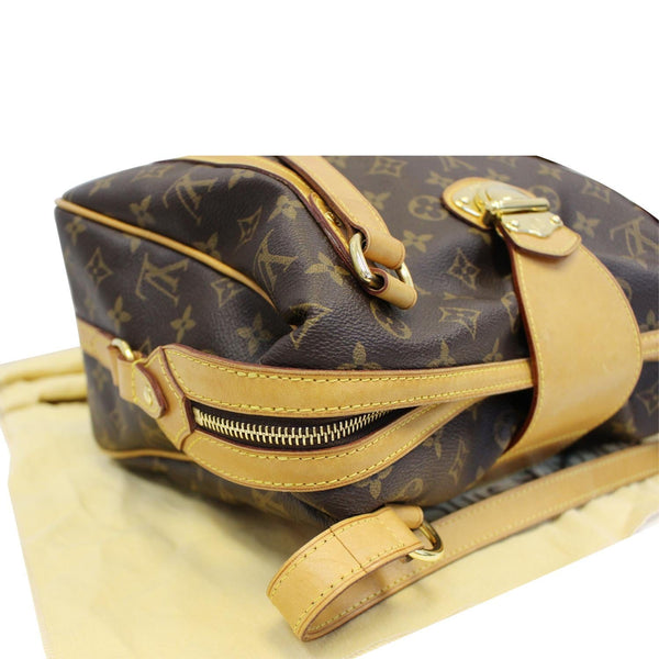 Louis Vuitton Stresa PM Monogram Canvas Shoulder Bag for women