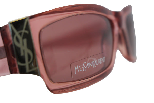 Yves Saint Laurent 6055/S NX7 Women Rose Pink Eyeglasses JV1010