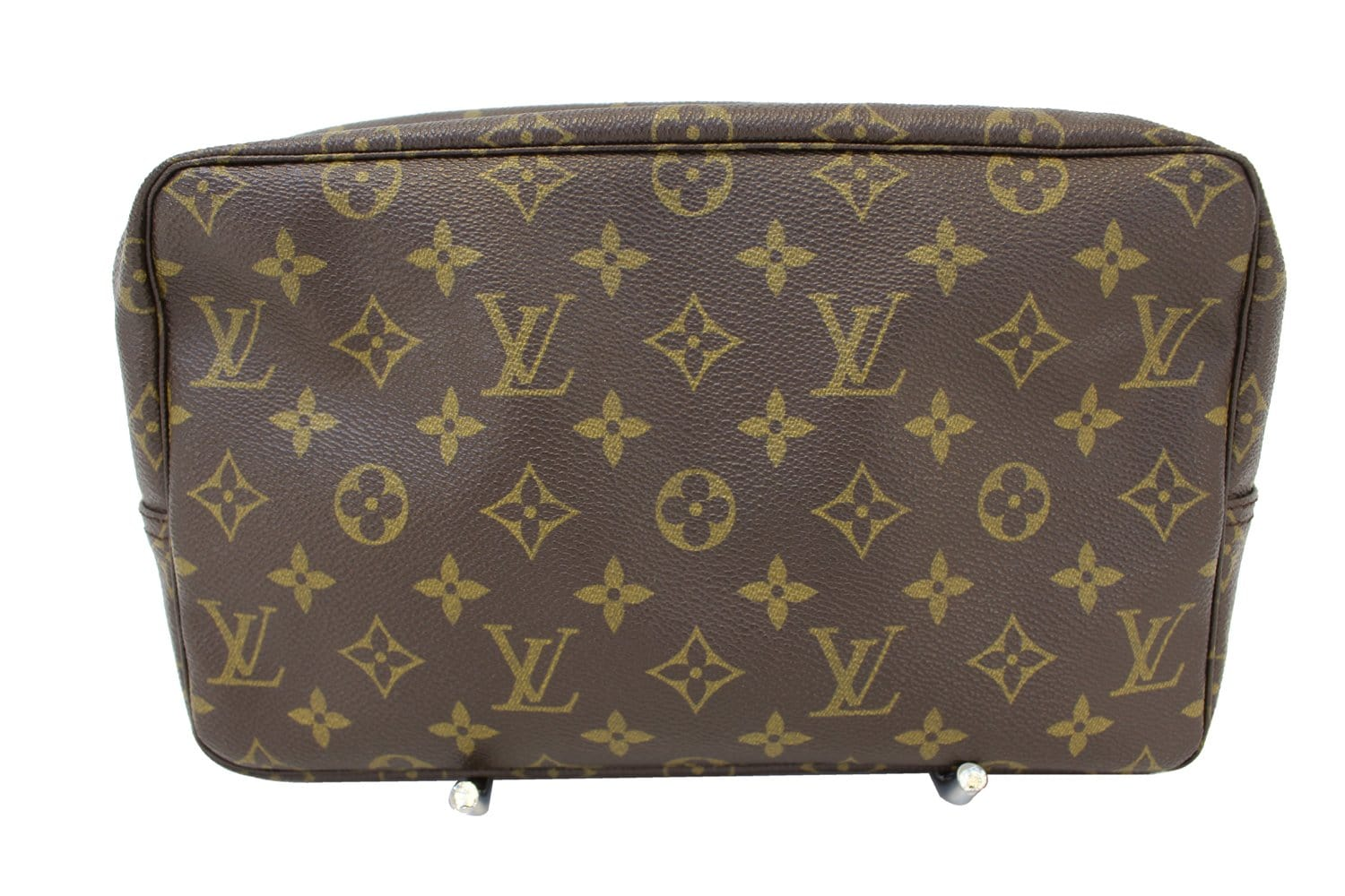Authentic LOUIS VUITTON Monogram Canvas Trousse Toilette 28 Clutch TT1 c36f4b2d17e7e