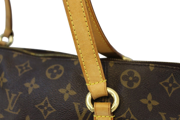 Authentic LOUIS VUITTON Monogram Canvas Totally GM Shoulder Bag TT1517