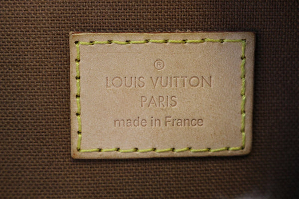 Authentic LOUIS VUITTON Monogram Thames PM Shoulder Bag E3294