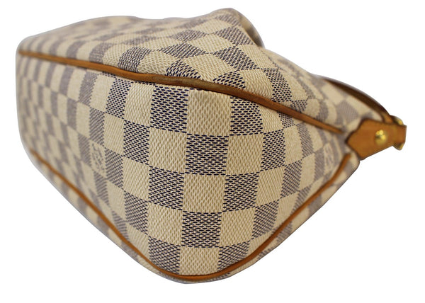 LOUIS VUITTON Damier Azur Siracusa PM Shoulder Handbag - 20% Off