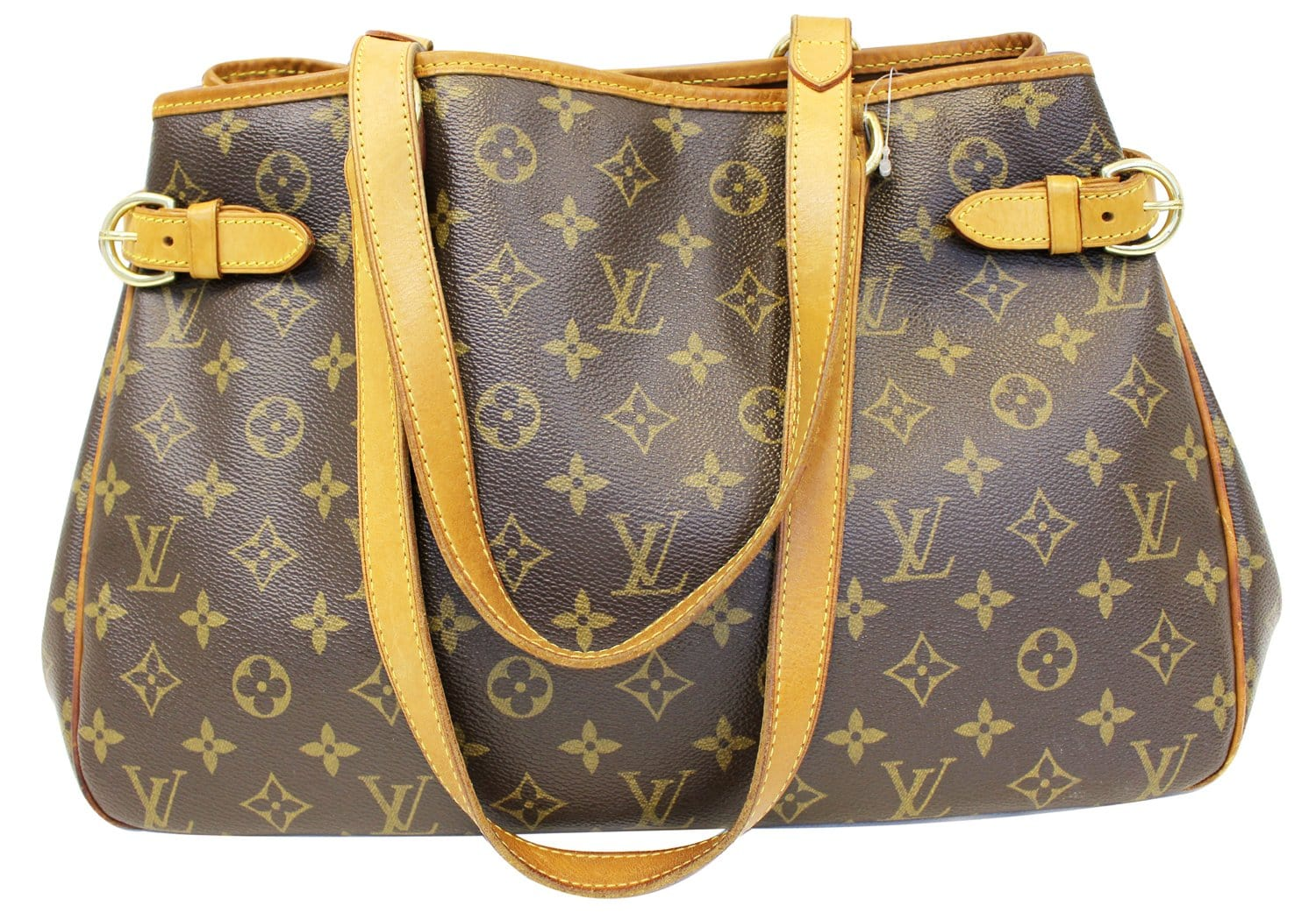 e184b0e0bbba LOUIS VUITTON Used Shoulder Bag Monogram Canvas Batignolles ...