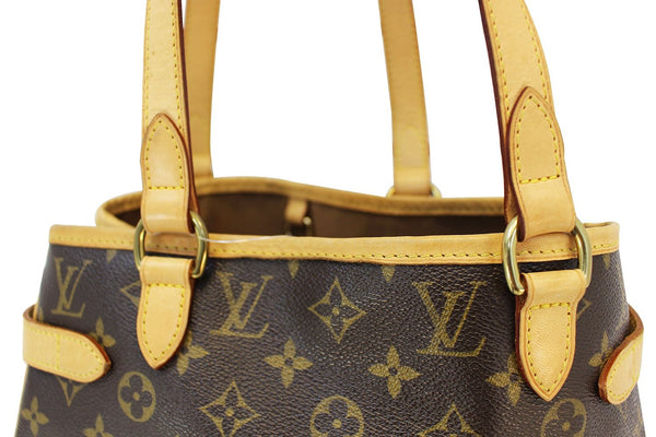 LOUIS VUITTON Monogram Batignolles Vertical Shoulder Bag