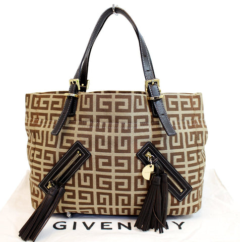 Givenchy Jacquard Canvas Tote Bag - Final Call