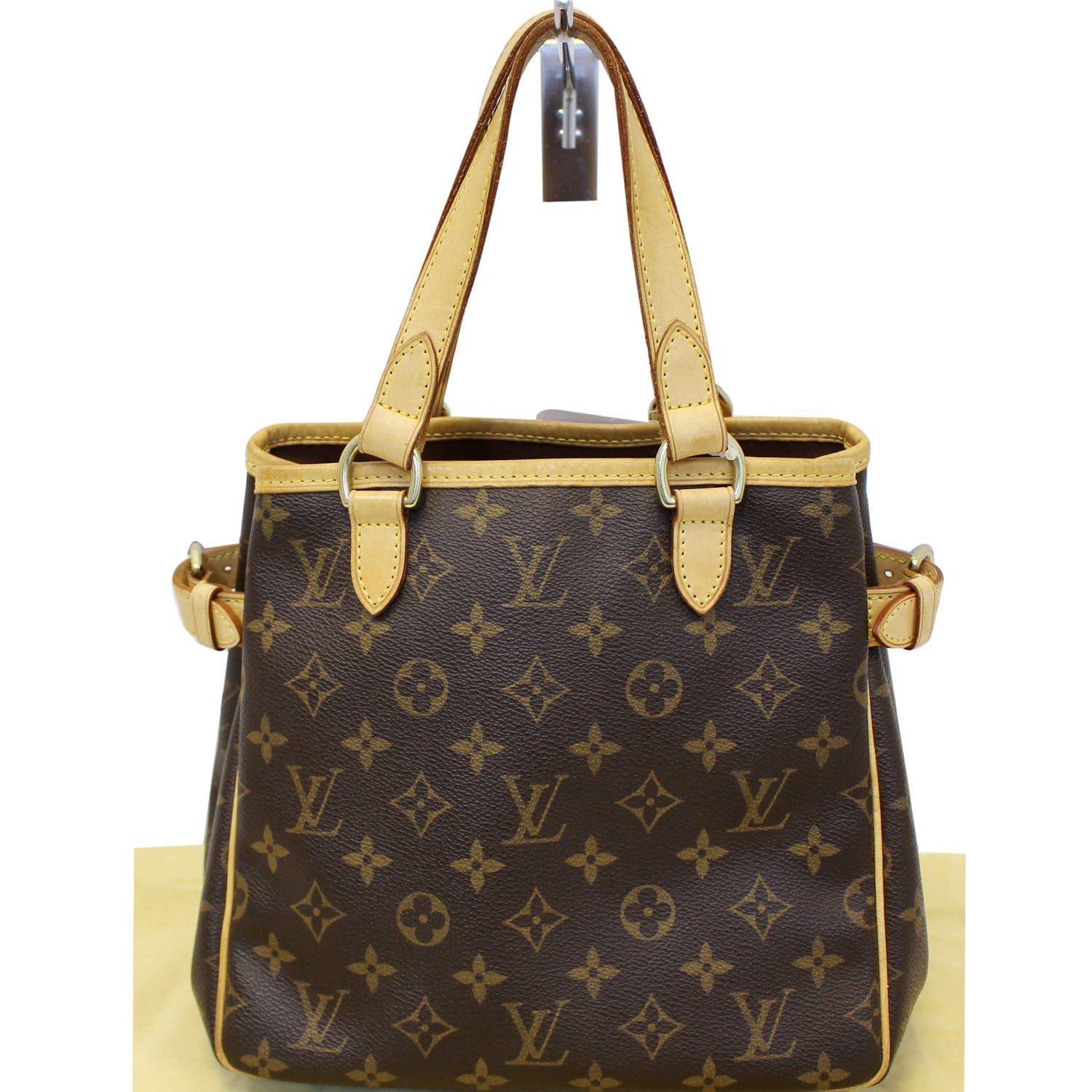 741e1b217c69 LOUIS VUITTON Batignolles Vertical Monogram Canvas Tote Handbag