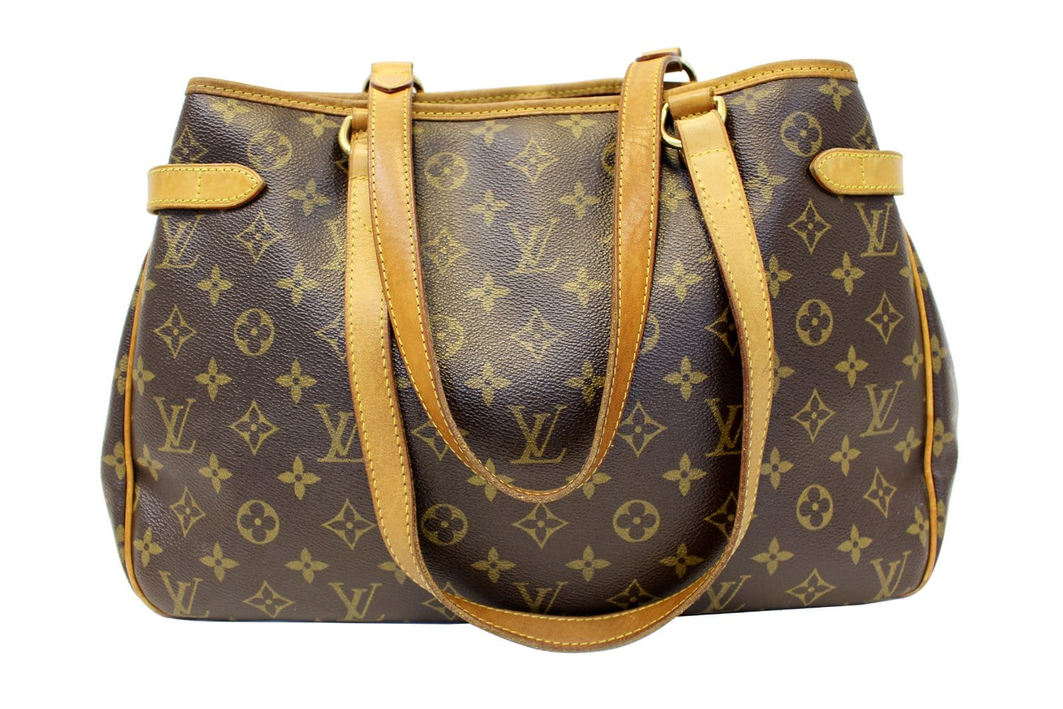 aabb7da6161a LOUIS VUITTON Monogram Canvas Batignolles Horizontal Shoulder ...