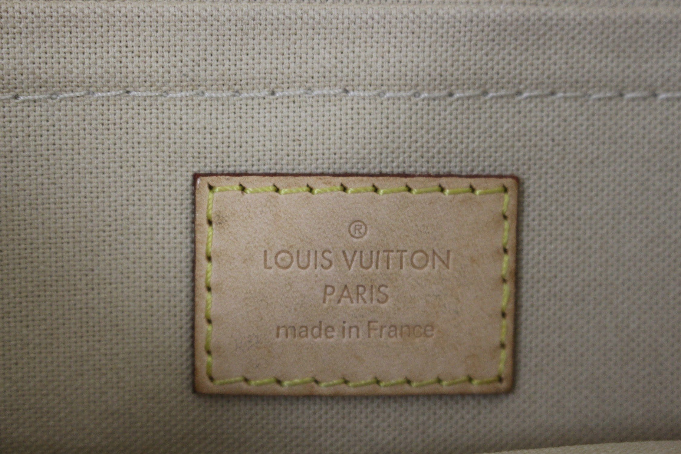 c5abb36e5955 LOUIS VUITTON Damier Azur Favorite MM Crossbody Bag