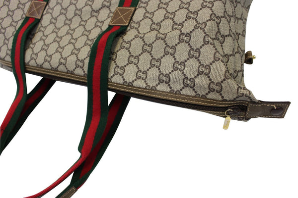GUCCI GG Plus Monogram Travel Bag