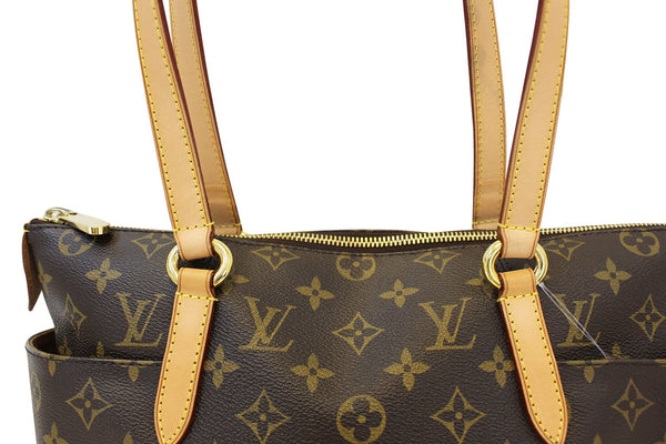 Authentic LOUIS VUITTON Monogram Totally PM Tote Bag E2322