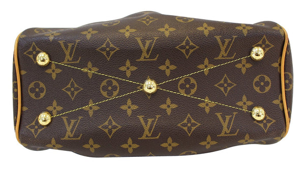 LOUIS VUITTON Monogram Tivoli PM Shoulder Handbag