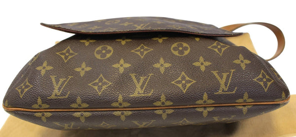 LOUIS VUITTON Musette Salsa GM Monogram Crossbody Shoulder Bag
