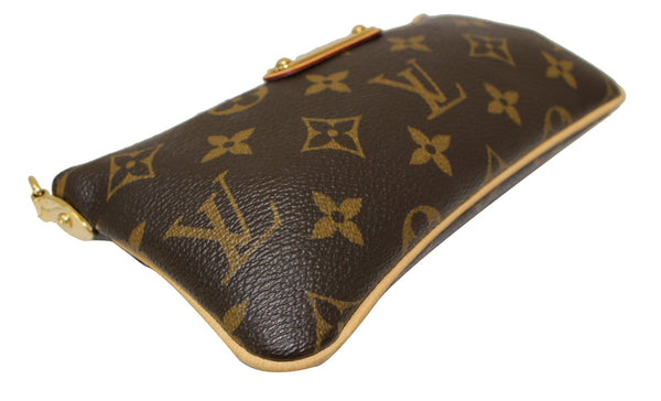 LOUIS VUITTON Monogram Canvas Pochete Milla MM Bag