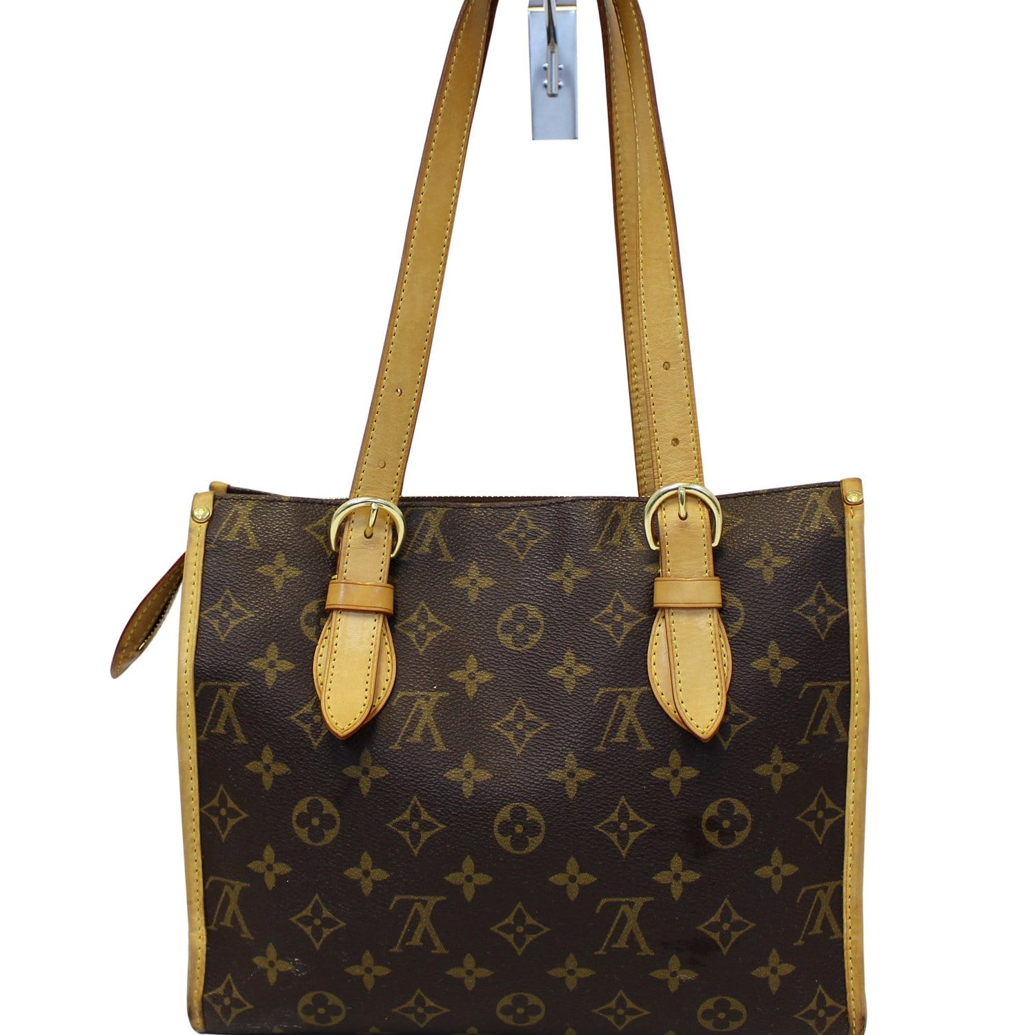 e8be268fcadc LOUIS VUITTON Popincourt Haut Monogram Canvas Shoulder Bag