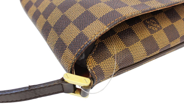LOUIS VUITTON Damier Ebene Musette Salsa Crossbody Bag