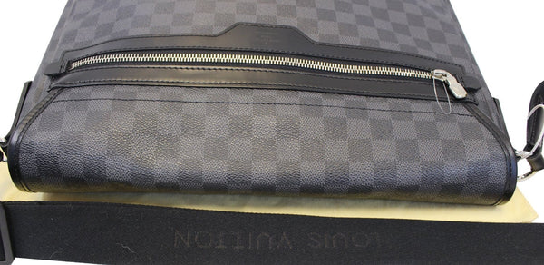 LOUIS VUITTON Damier Graphite Daniel GM Messenger Bag